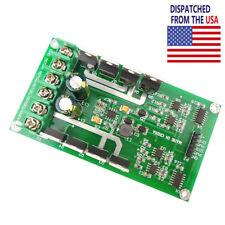DC 3-36V 15A Peak 30A  IRF3205 H-Bridge Dual Motor Driver for Arduino Robot Car