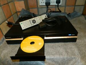 Sony RDR-HXD890 DVD Recorder 160GB Hard Drive Freeview HDMI