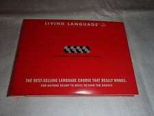 Living Language 20 Lessons on 4 Compact Discs, This is for 4 Discs ONLY
