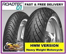 180/55-17 (73W) (HWM) Metzeler Roadtec 01 Trasero Neumático De La Motocicleta