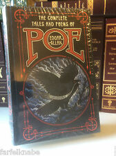 The Complete Tales and Poems of Edgar Allan Poe - New - leather-bound