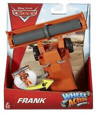 DISNEY CARS WHEEL ACTION DRIVERS FRANK THE COMBINE MOSC MATTEL 2016 VERY RARE