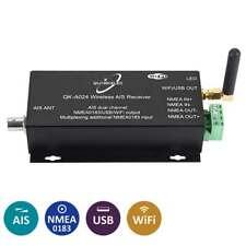 Quark QK-A024 AIS Receiver with NMEA Multiplexer + WiFi