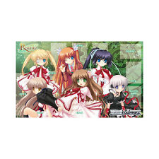 WeiB / Weiss Schwarz Rewrite Carton Topper Cloth Playmat Play Mat Limited Item
