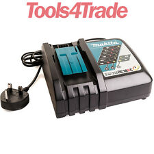 Makita DC18RC Genuine Li-ion 7.2V-18V Fast Battery Charger 240V BL1830, BL1840