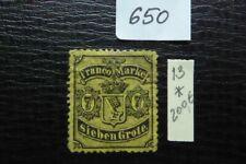 Bremen 1866 Mi 13 ungebraucht !