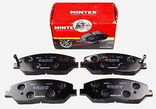 Mintex Plaquettes Frein Avant Hyundai Kia Ssangyong MDB2777 (Real Image de partie)