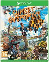 Sunset Overdrive Xbox One **FREE UK POSTAGE!!**