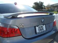 Fits BMW Custom Style Spoiler Wing Primer Un-painted NEW with out light