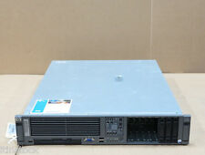 HP ProLiant DL380 G5 2x Xeon dual-core 2.0 GHz, 4GB 2U RAID rack server 417455-421