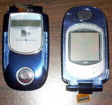 Motorola Nextel i733 Front Housing Flip With Both Lcd's