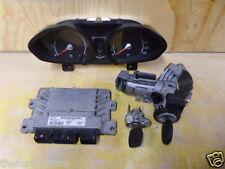 FORD FIESTA 1.25 PETROL ECU CLOCK SET PCM MODULE 2008 2009 -- 2012 8V2112A650RF