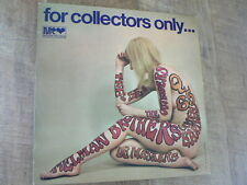 SEXY NUDE GIRL ON COVER LP FOR COLLECTORS ONLY Q65,TEE SET,OUTSIDERS,EARRINGS