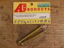 ARP DS-68 Aluminum Dog Bones 68mm (Gold) - Kyosho