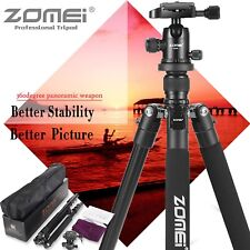 ZOMEI Q555 Pro Camera Tripod Metal Ball Head for Digital Camera DSLR SLR Camera