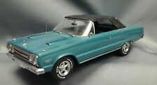 """MINIATURE GREENLIGHT 1:18 - """"TOMMY BOY THE MOVIE"""" PLYMOUTH BELVEDERE GTX 1967 -"""