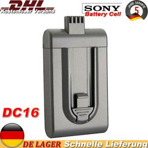 Für Dyson DC16 5000mAh 21.6V Li-ion Batterie Akku DC16 Root 6 DC16 Pink BP01 Neu