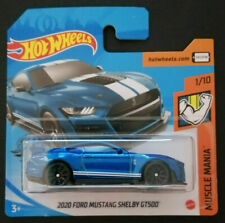 HOT WHEELS 2020 ´20 FORD MUSTANG SHELBY GT500 MUSCLE MANIA NEU & OVP
