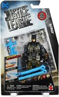 Batman Justice League Power Slingers Action Figure Mattel