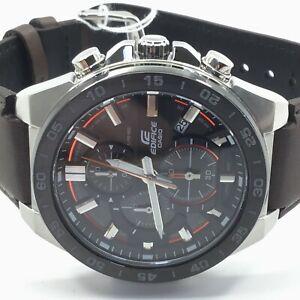 Casio Edifice Chronograph Quartz Men's Watch - EFR-564BL-5AVUDF