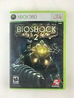 BioShock 2 - Xbox 360 Game - Tested