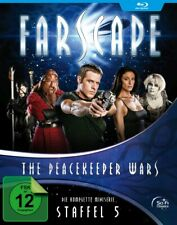 FARSCAPE-STAFFEL 5-THE PEA - FARSCAPE   BLU-RAY NEU