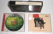 BEATLES - REAL LOVE - PROMO-CD - EPK-VIDEO - MAXI-CD - erstmalig bei eBay - rar!