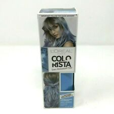 L'Oreal Semi-Permanent Hair Color #BLUE600 for Light Hair (5-10 Shampoos)