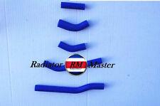 YAMAHA YZF250 YZF 250 2006 Silicone Radiator Hose-  BLUE