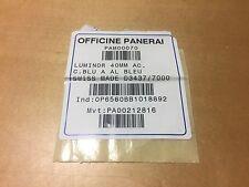 Etiqueta de reloj - Watch Tag OFFICINE PANERAI - Ref. PAM00070 - Etiketten