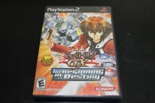 Yu-Gi-Oh GX The Beginning of Destiny Playstation 2 PS2 Video Game