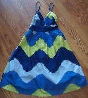 Jack BB Dakota Striped Dress Size X-Small Brand New