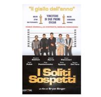 I SOLITI SOSPETTI Kevin Spacey, DVD come nuovo EDIZIONE EDITORIALE