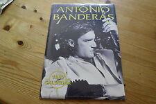 Antonio Banderas Kalender 1997,ovp in Folie, 42 x 30 cm Posterkalender