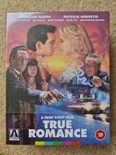 True Romance Zavvi Exclusive 4K Ultra HD Deluxe Steelbook (Includes Blu-ray) UK