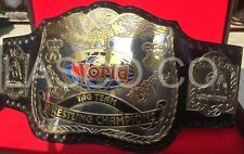 Tag Team World Wrestling Championship Title Belt Dual plated