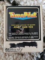 Time Pilot (Colecovision, 1983) By Coleco (Cartridge Only) for Atari 2600