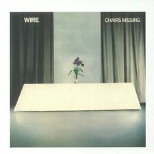 Wire - Chairs Missing VINYL LP
