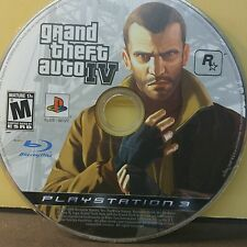 GRAND THEFT AUTO IV (PS3) USED AND REFURBISHED (DISC ONLY) #10913