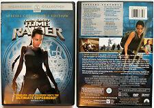 TOMB RAIDER PARAMOUNT REGION 1 NTSC DVD