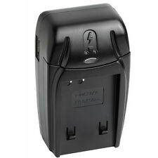 Watson Compact AC/DC Charger for CGA-S005, NP-70 or IA-BP125A Battery