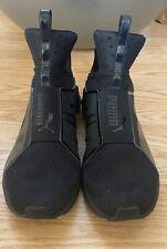 Puma Women's FIERCE CORE TRAINING Shoes Puma Black/Black Size (9.5M)
