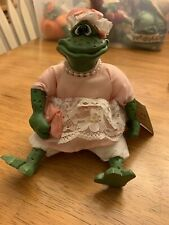 Russ Country Folk Frog Pinkykins