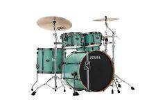 Schlagzeug TAMA Superstar Drumset ML42HLZBNSSFG Hyper Drive Sea Foam Green