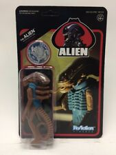 2018 SDCC Super 7 ReAction Alien Xenomorph Hammerhead with Coin