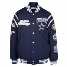 NFL Dallas Cowboys All Time Vsty Jacket Super Bowl Champions  2X free shipping