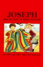 Joseph (Bible Pop-up Books), Wood, Jenny, New Book