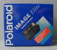 Polaroid Image Elite Sofortbildkamera, Sammlerstück im Originalkarton + Film