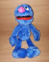 Sesame Street Barrio Sesamo Spanish Grover Monster Stuffed Soft Toy