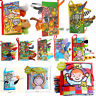 Baby Infant Education Development Soft Animal Tails Education Cloth Book Toys